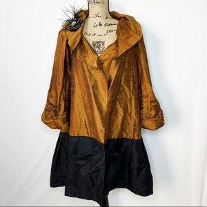 VTG Lee Andersen Silk Duster Jacket